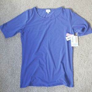 Gigi Tee in purple/blue